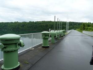 Der Damm und seine Belüftungsmöglichkeiten